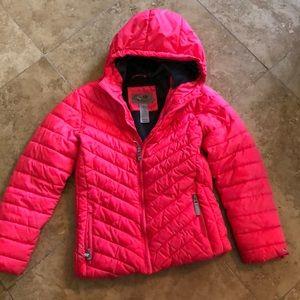 Champion girls puffer coat size 7/8